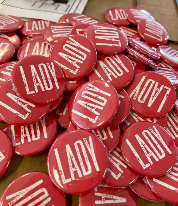 LADY button